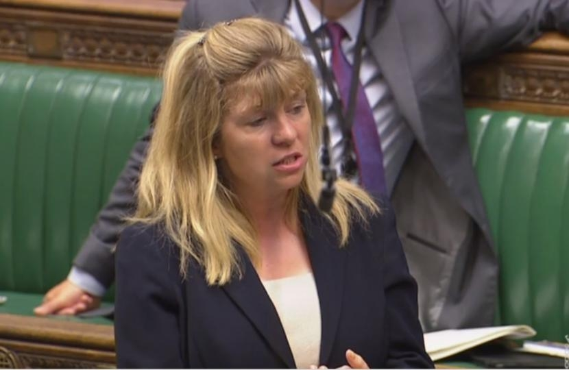 Maria Caulfield House of Commons