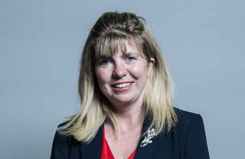Maria Caulfield MP Polegate