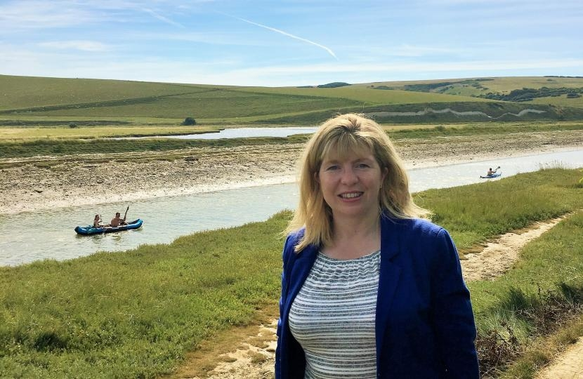 Maria Caulfield Cuckmere