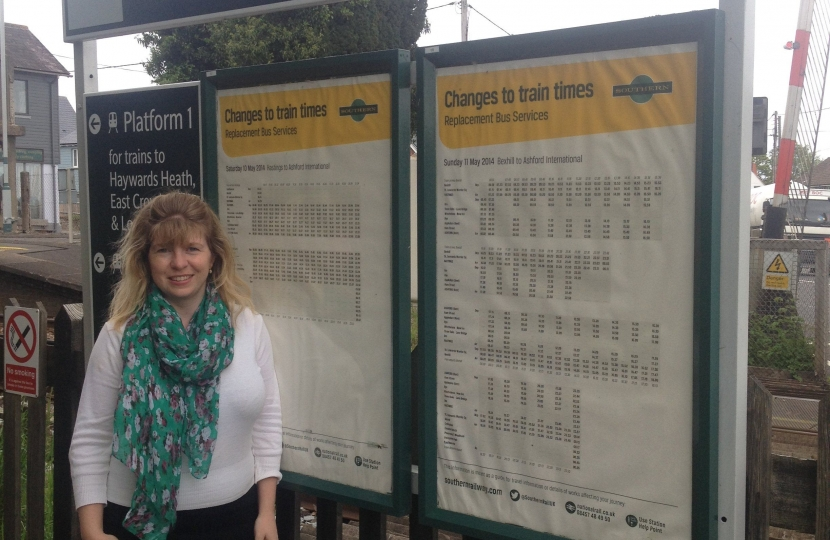 Cooksbridge Station Campaign
