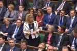 Maria Caulfield speaks in House of Commons