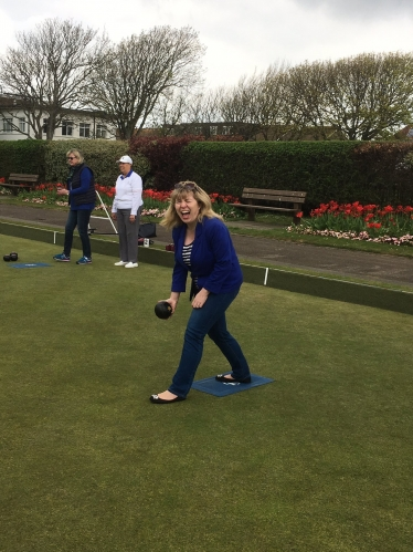 Maria Caulfield Bowling